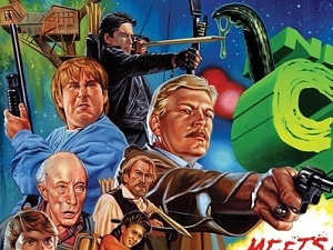 Night of the Creeps Meets the Monster Squad