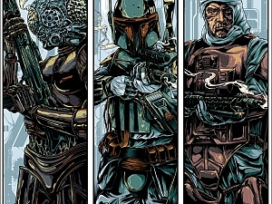 Bounty Hunters - Wave 2