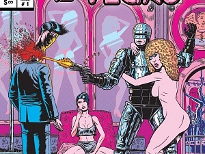 Robocop Meets Showgirls