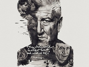 Portrait, David Lynch
